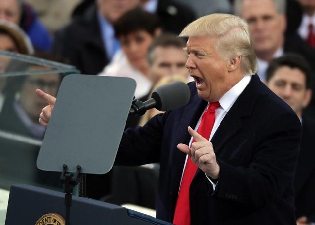Boing, Crash, Donald Trump