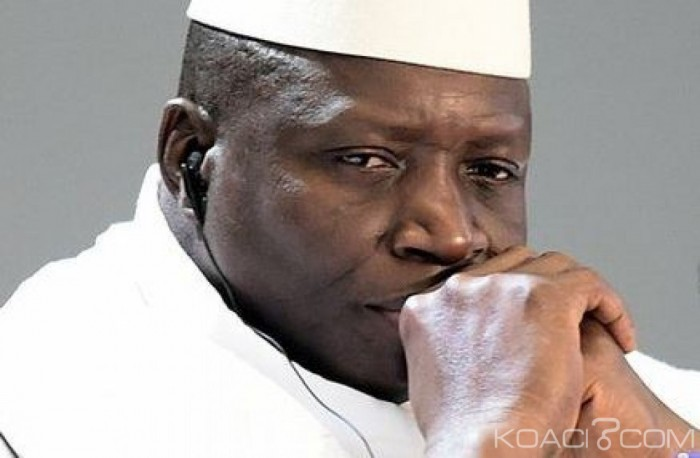 gel des avoirs, Usa, Yayah Jammeh