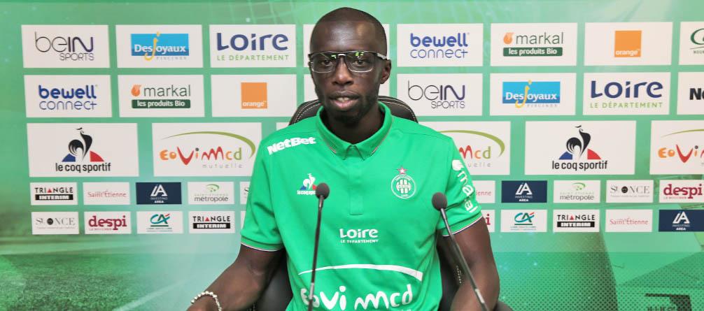 Cheikh Mbengue st etienne