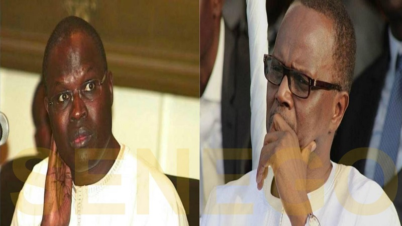 Khalifa Sall, manigance, Ousmane Tanor Dieng