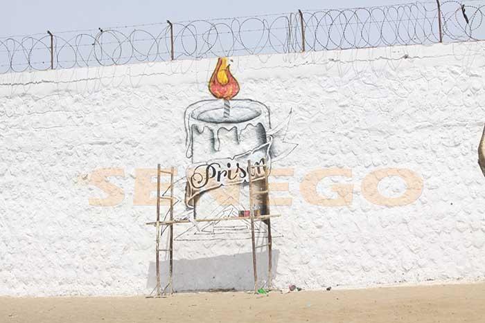 15 jours, Chanvre indien, Khalifa Sall, khalil kamara, Prison, Yamba
