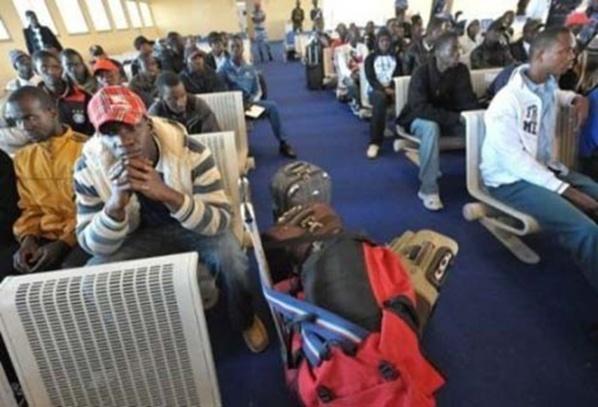 Etats-Unis: 137 sénégalais bientôt rapatriés au Sénégal