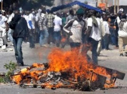 violence kedougou