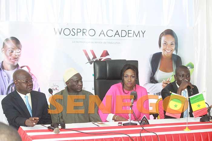 Wospro Academy, un enseignement numérique pourrenforcer les capacités des élèves