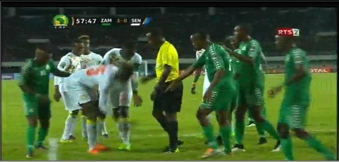 afrique, Can U20, Zambie