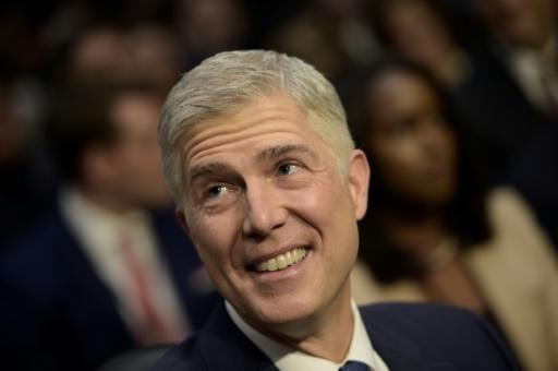 Le neuvième juge de la Cour suprême des Etats-Unis passe son grand oral