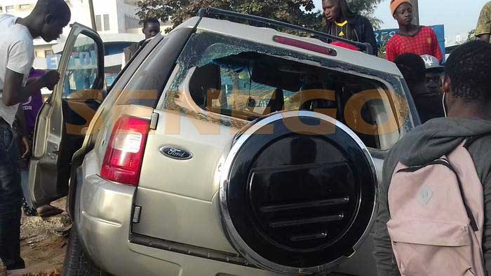 accident 2 - Accident à Mbirkilane : Un véhicule 4×4 tue 3 personnes...
