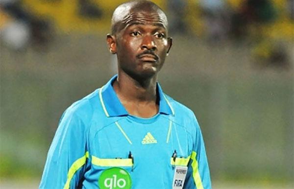 L'arbitre ghanéen «détesté» par les sénégalais Joseph Odartei Lamptey banni à vie par la FIFA