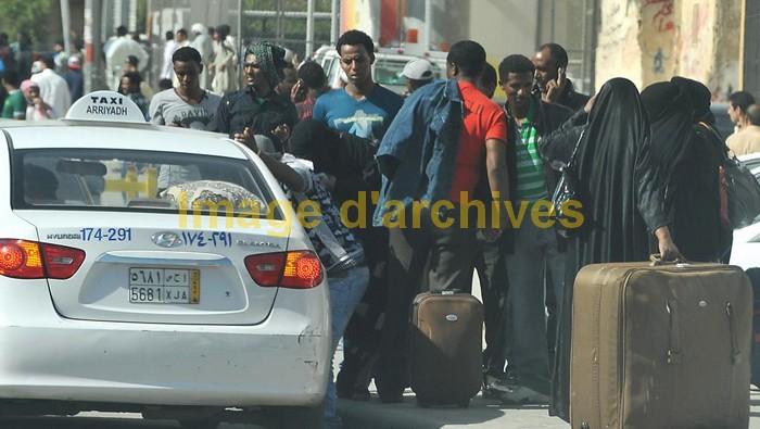 154 Burkinabés rapatriés de la Libye par l'OIM
