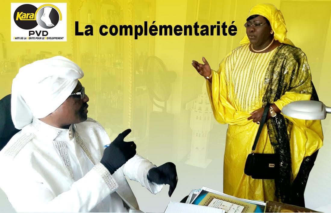 Les jeunes du Pvd en ordre derrière le  Général Kara, pour diriger la liste départementale à Dakar pour les législatives