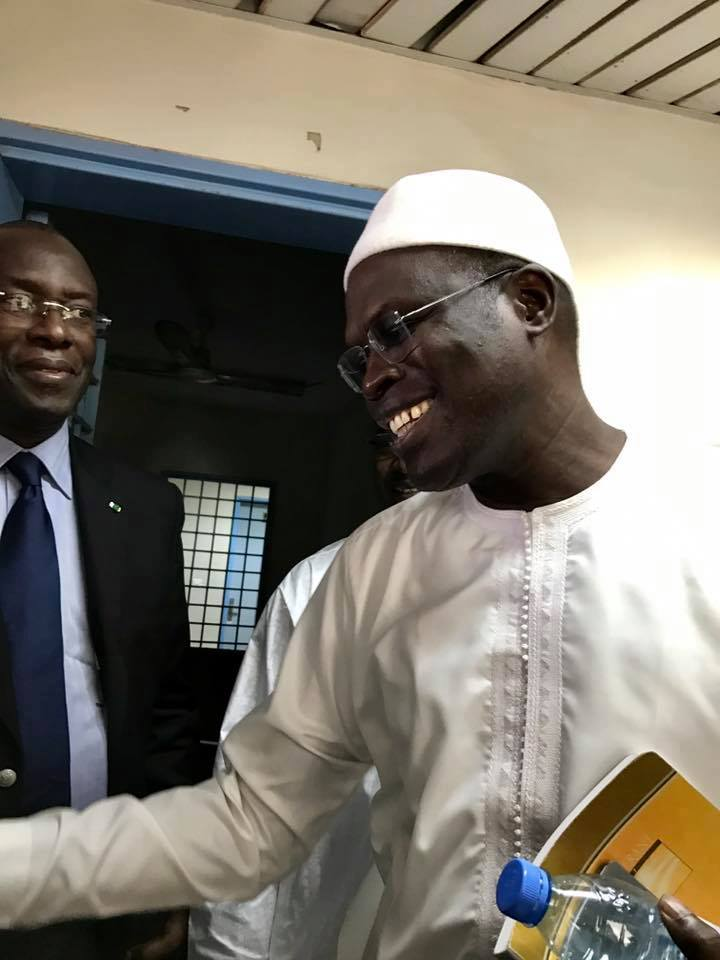 haine ni rancune, Justice, Khalifa Sall, Mairie de Dakar, Procès