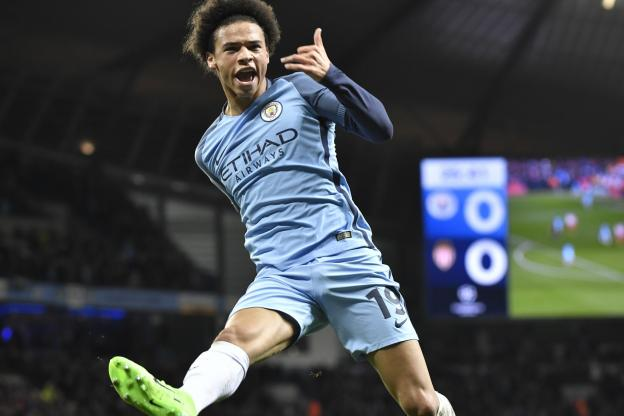 angleterre, Champion, Leroy Sané, Manchester City