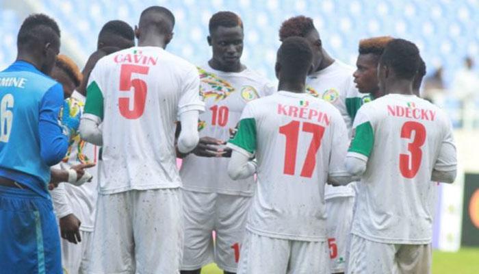 aliou badji, Can U20, Nigéria, Sénégal, Zambie