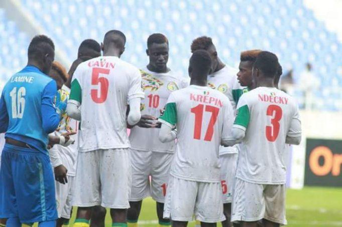 Can U20, finale, Guinée, Sénégal