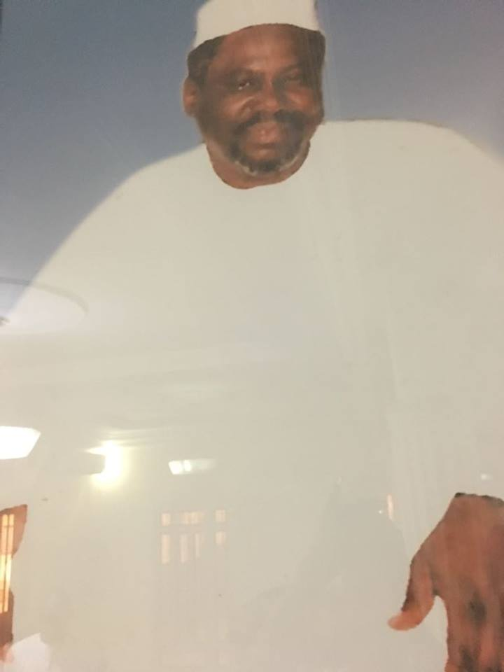 Nécrologie : Décès de Thierno Saydou Mountaga Daha Tall frère cadet du Khalife général de la famille Omarienne