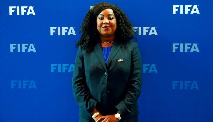 Élection à la CAF : Fatma Samoura est