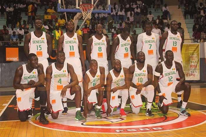 afrobasket 2017, basket espagne/sénégal, match de basket espagne/sénégal, Maurice Ndour, préparation des lions du basket