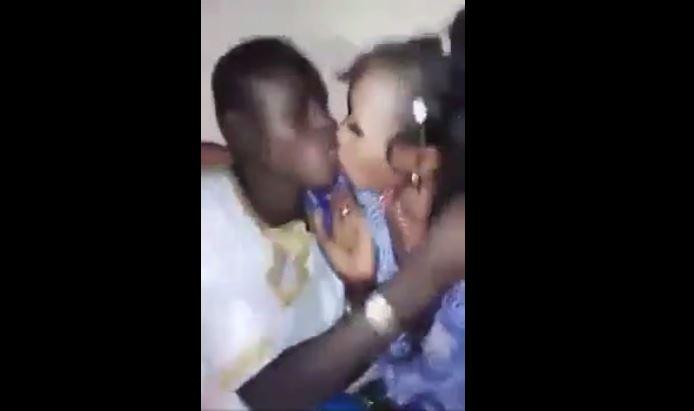 Vidéo \u2013 Incroyable sénégalais  découvrez le mariage qui fait le buzz sur  internet !