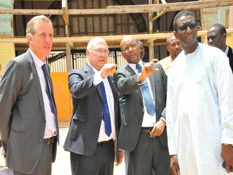 l'Economie, le Ter, michel sapin, ministre français, Sénégal, vision d'avenir