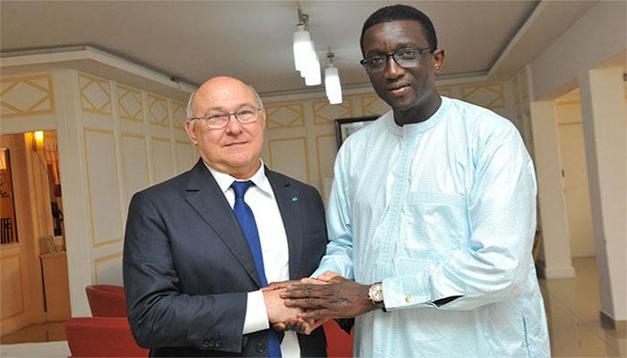 afd, amadou Ba, Sénégal