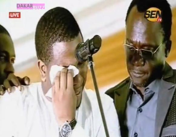 Décès de Sidy Lamine Niasse -Bougane, pleure, son ex-patron