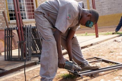 1500 accidents du travail et maladies professionnelles déclarés par an à la Caisse de sécurité sociale
