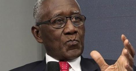 Général Lamine Cissé, Sénégal, terrorisme