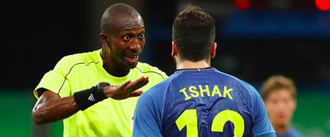 Arbitres, Liste, Mondial 2018, Sénégal