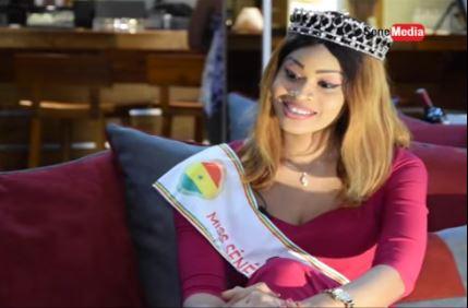 Amina Badiane dézingue Ndéye Astou Sall, miss Sénégal : «Elle n'est pas digne d'être une Miss… «