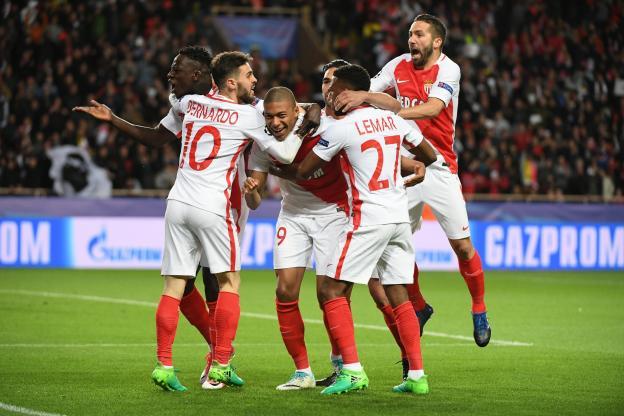Ligue des Champions: Monaco se qualifie en demies