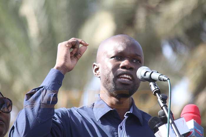 Election, Ousmane Sonko, Pastef