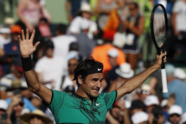 Masters 1000, Miami, Roger Federer