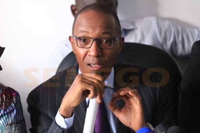 Abdoul Mbaye, déces, l'ancien ministre, peine