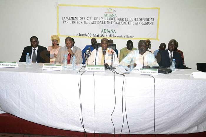 Thierno Lô propose Adiana aux sénégalais pour les législatives