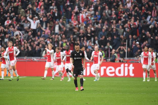 Ligue Europa : Lacazette sur le banc, Tolisso titulaire à Amsterdam !