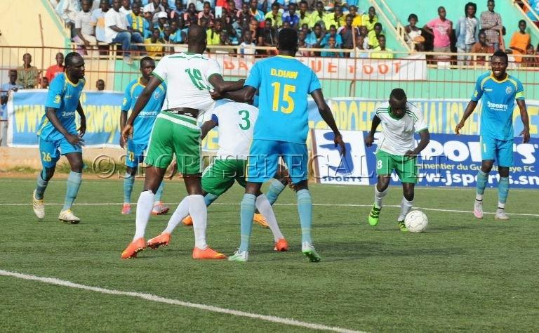 championnat local, équipes reléguée au sénégal, Fédération Sénégalaise de Football, Football, Ligue 1, Ligue 2, Relégation, Sénégal