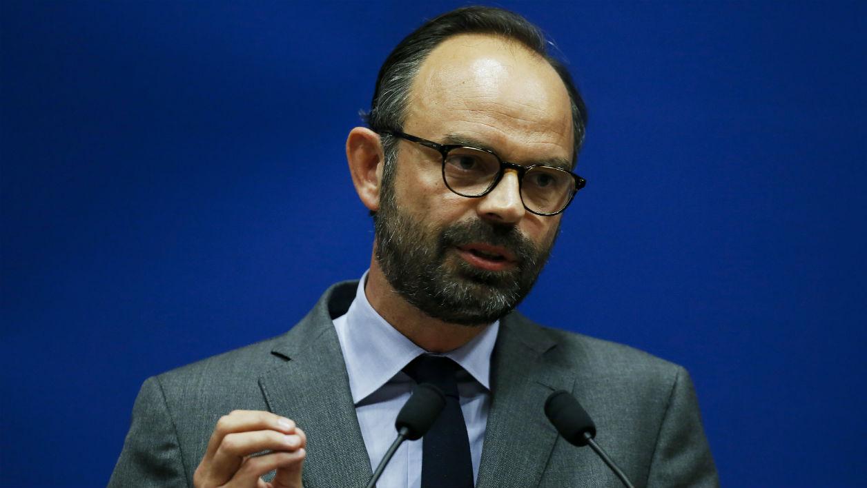 France edouard philippe nouveau premier ministre de macron for Ministre de france