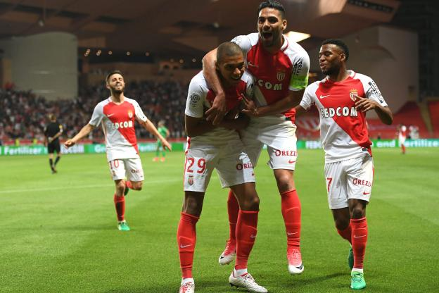 Ligue 1: Monaco décroche son 8ème titre de champion