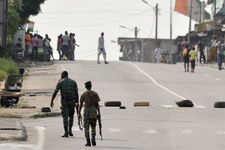 L'armée fait son mea culpa face aux récents événements — Côte d'Ivoire