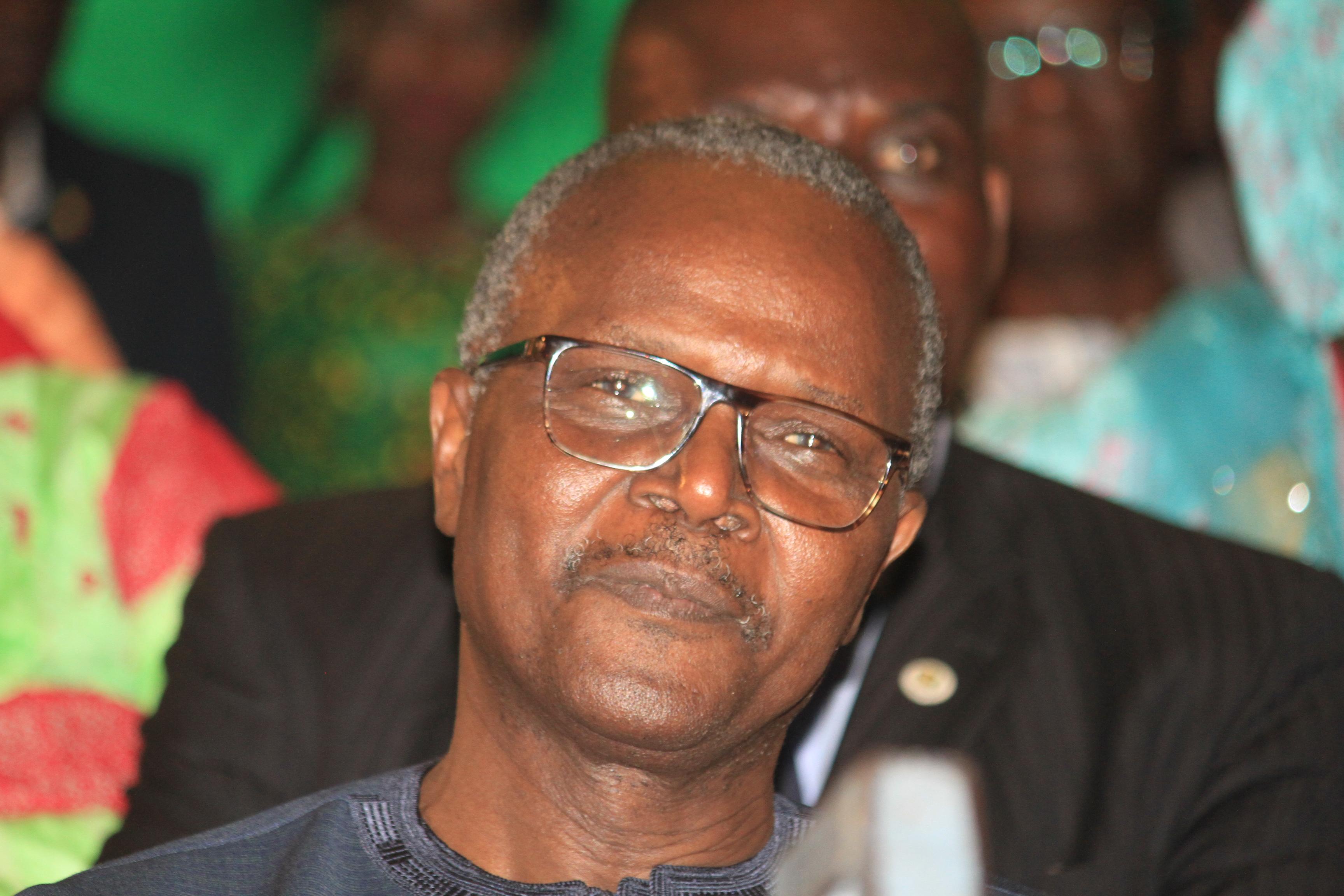 babacar mbengue, khalil kamara, Ousmane Tanor Dieng, Parti Socialiste
