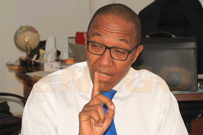 Abdoul Mbaye, ceux qui ont perdu, Le déshonneur n'est pas leur, Respectez ceux