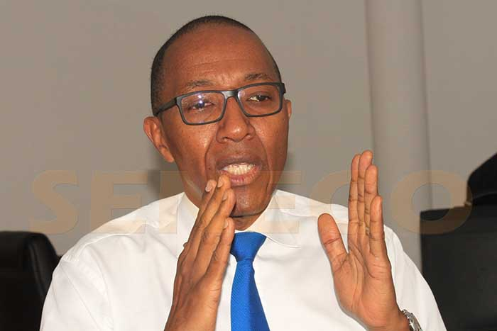 Abdoul Mbaye, ACt, Conseil constitutionnel