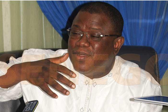 Abdoulaye Baldé, conseil communal des enfants, Ziguinchor