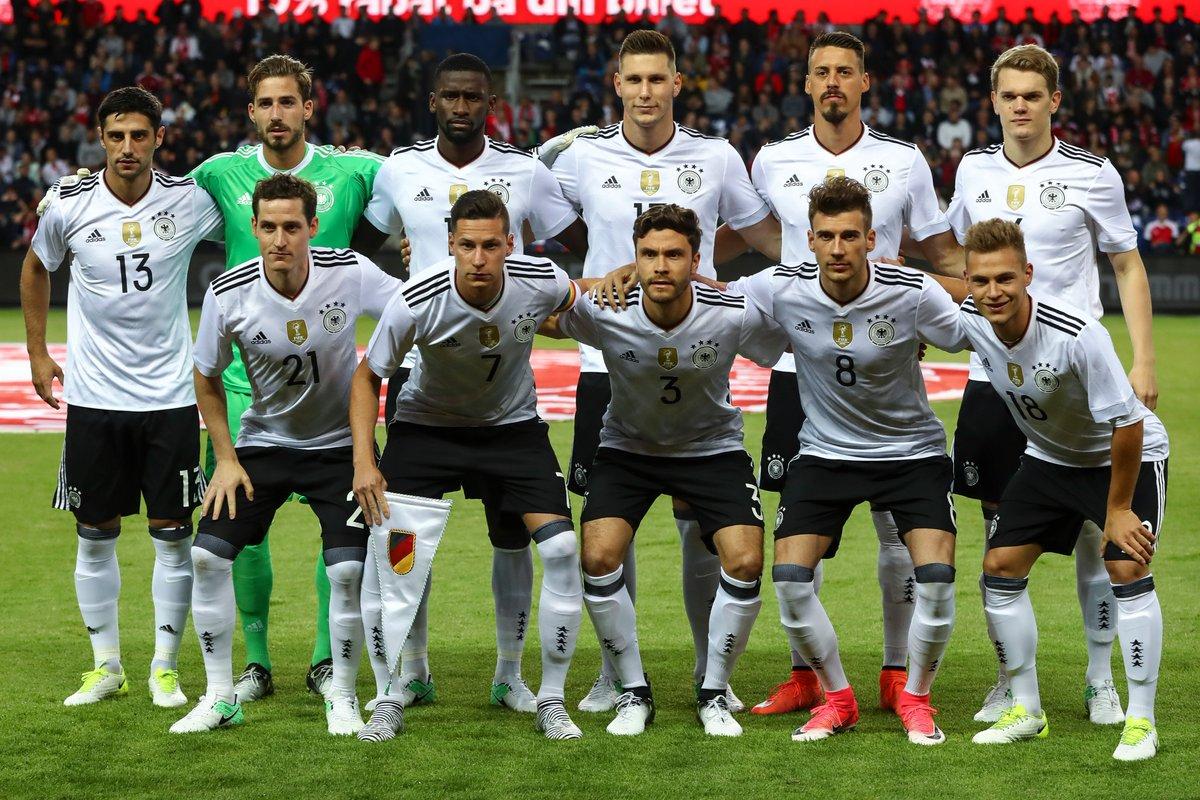 L'Allemagne accrochée par le Danemark pour la première de Kevin Trapp — Amical