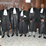 7 sage, Conseil constitutionnel, Crise, Présidentielle 2019