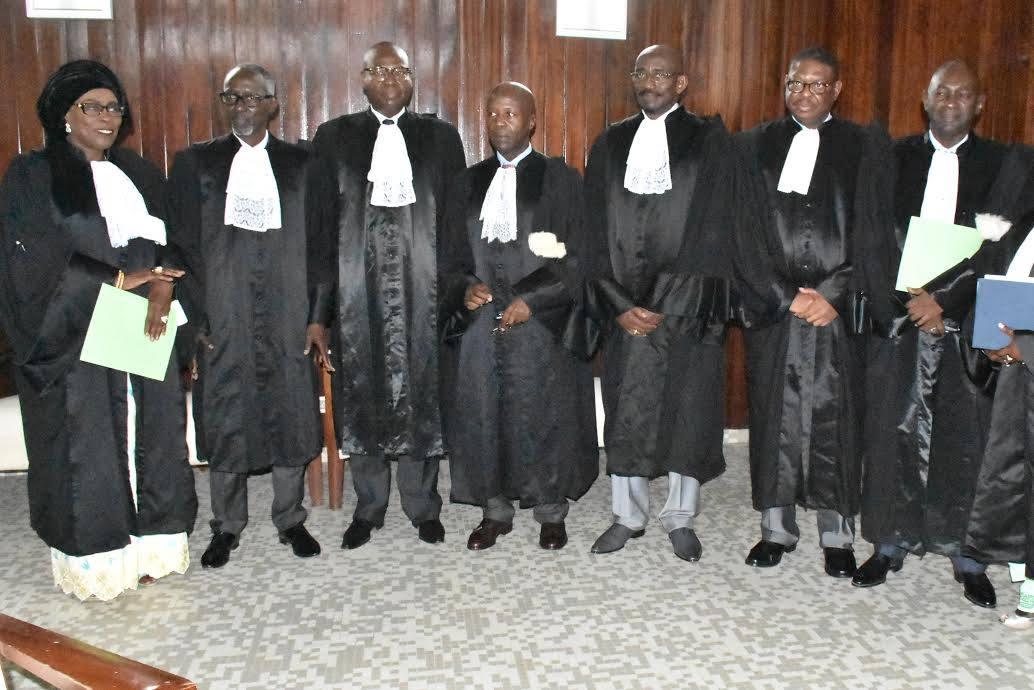 babacar ba, Conseil constitutionnel, décision, Forum du justiciable
