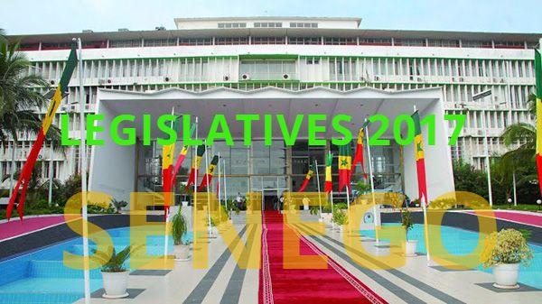 Candidates, coalitions de partis politiques, entités indépendantes, la liste, législatives 2017, Partis politiques
