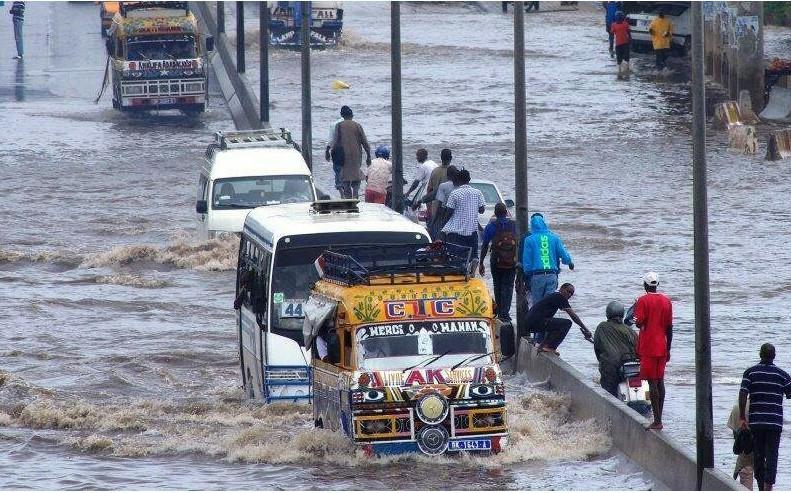 inondation, ministère habitat, Sénégal