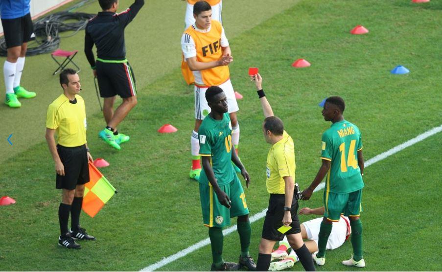 Mondial U20: le Sénégal ne passe pas les huitièmes