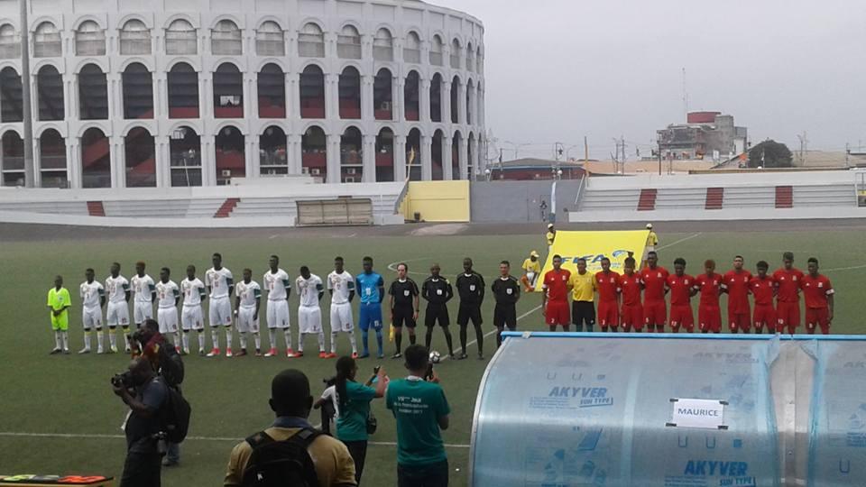 Football, Jeux de la Francophonie, koto's boys, lionceaux, Sénégal, sénégal / îles maurice, Sports